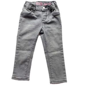 The Children's Place Gray Jeggings 3T